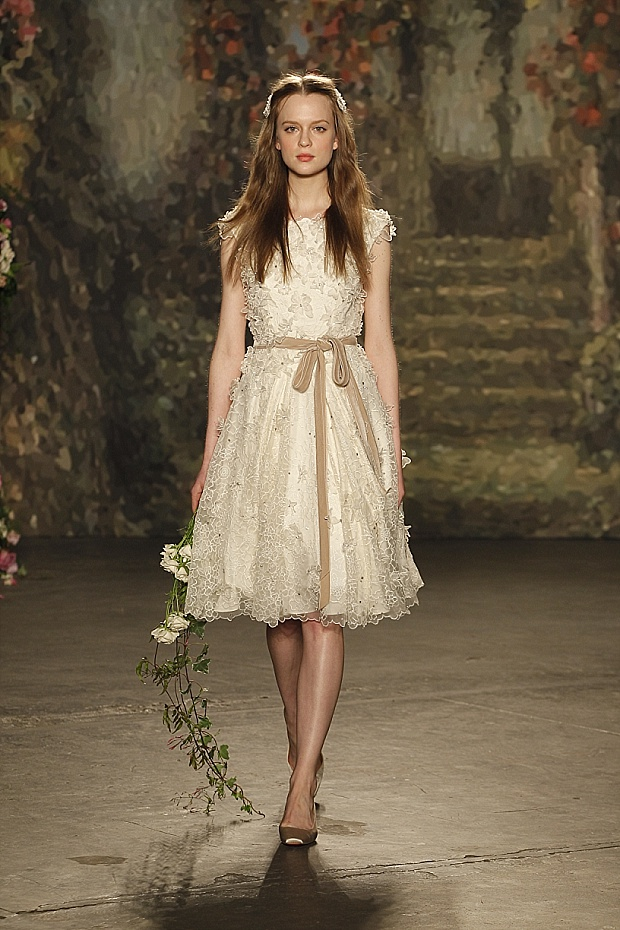 Wedding Dresses 2016 - Jenny Packham on the Runway!_0000