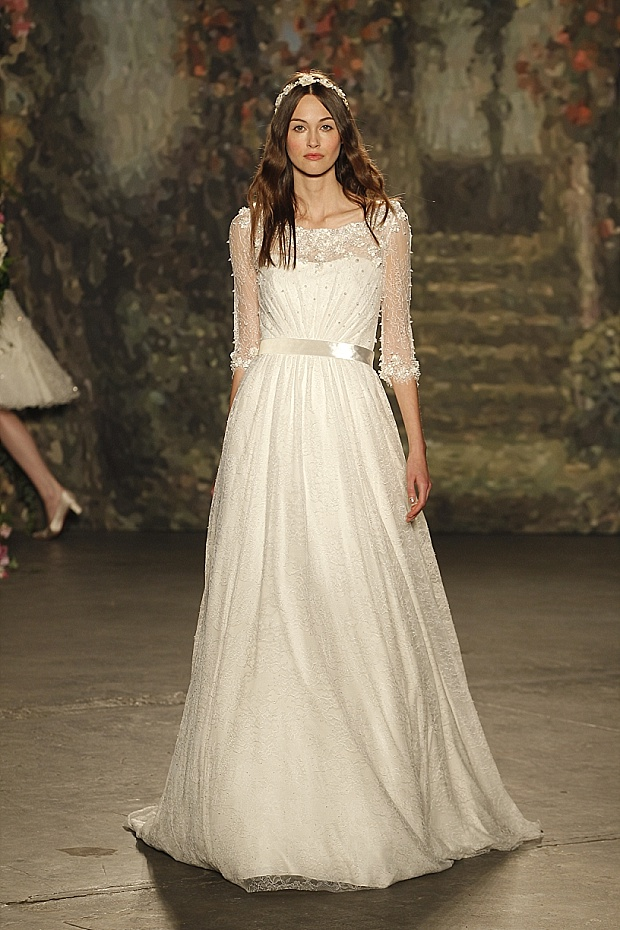 Wedding Dresses 2016 - Jenny Packham on the Runway!_0001