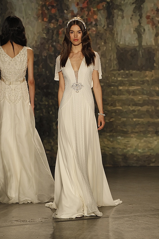 Wedding Dresses 2016 - Jenny Packham on the Runway!_0008