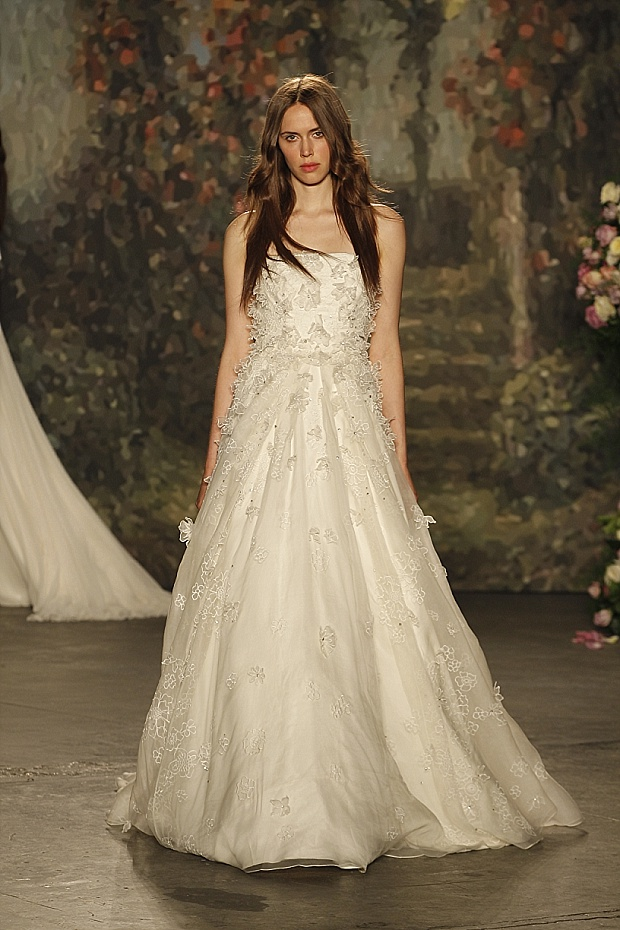 Wedding Dresses 2016 - Jenny Packham on the Runway!_0009