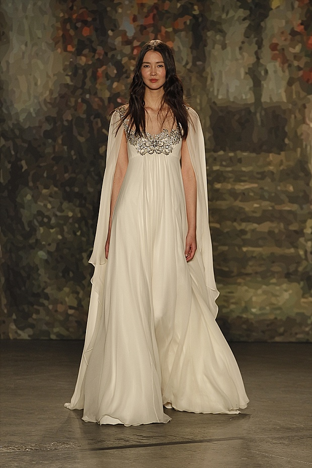 Wedding Dresses 2016 - Jenny Packham on the Runway!_0026