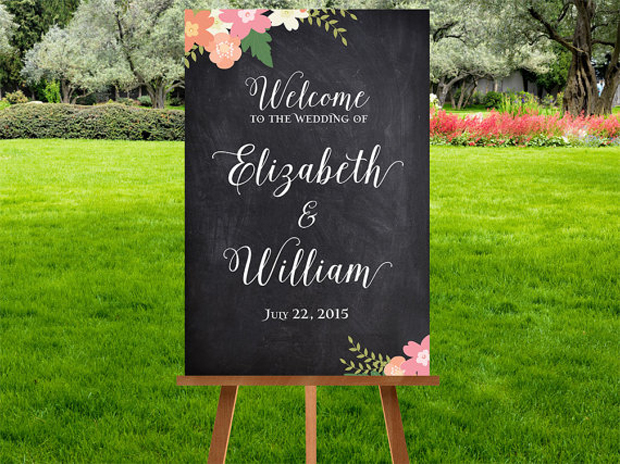 30 Wedding Signs You Need At Your Wedding
