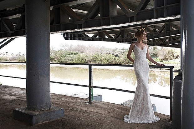 blanch2_'Urban Dreams' Limor Rosen Wedding Dresses 2015