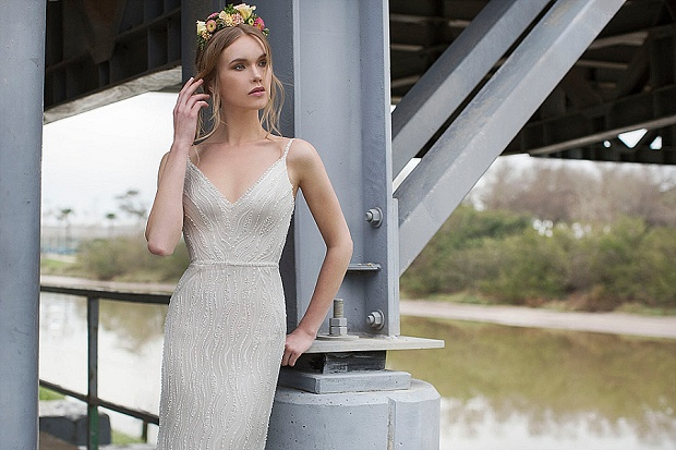 blanch3_'Urban Dreams' Limor Rosen Wedding Dresses 2015