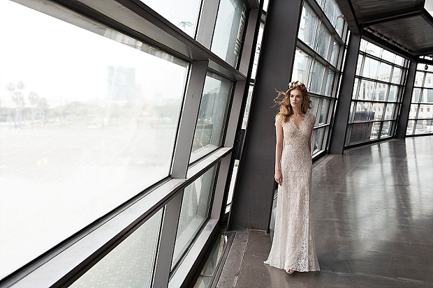 clara1_'Urban Dreams' Limor Rosen Wedding Dresses 2015