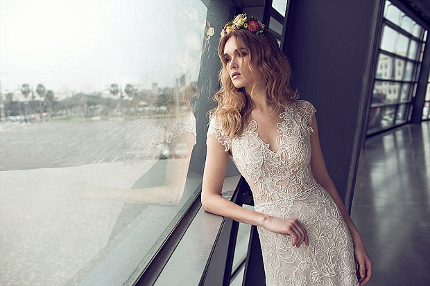 clara2_'Urban Dreams' Limor Rosen Wedding Dresses 2015