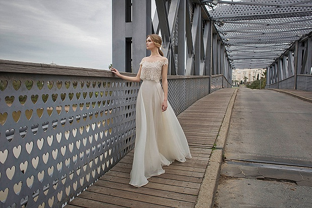 diana1_'Urban Dreams' Limor Rosen Wedding Dresses 2015