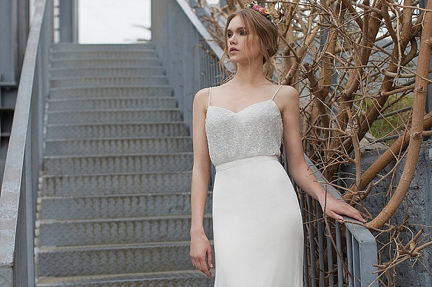 evelyn1_'Urban Dreams' Limor Rosen Wedding Dresses 2015