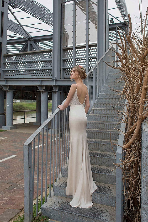 evelyn3_'Urban Dreams' Limor Rosen Wedding Dresses 2015