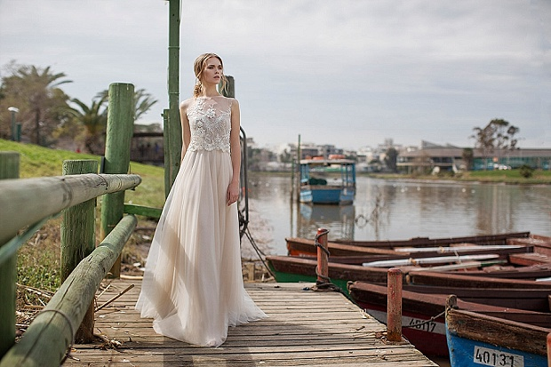 ginger2_'Urban Dreams' Limor Rosen Wedding Dresses 2015