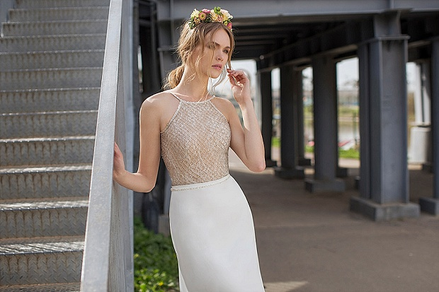lauren3_'Urban Dreams' Limor Rosen Wedding Dresses 2015