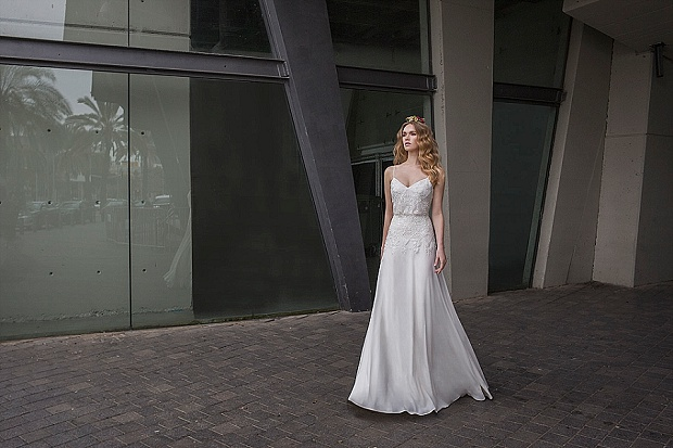 lillian1_'Urban Dreams' Limor Rosen Wedding Dresses 2015