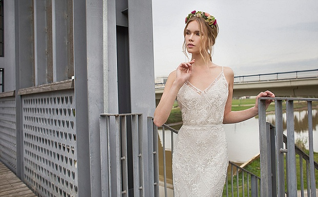 norma2_'Urban Dreams' Limor Rosen Wedding Dresses 2015