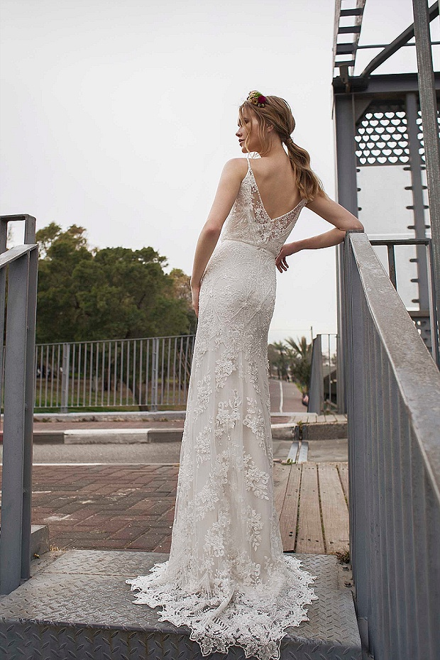 norma3_'Urban Dreams' Limor Rosen Wedding Dresses 2015