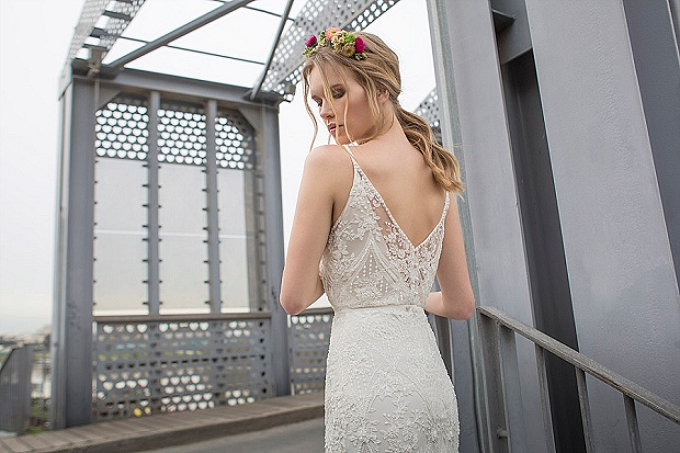 norma4_'Urban Dreams' Limor Rosen Wedding Dresses 2015