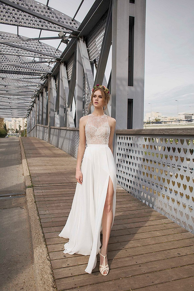 olivia1_'Urban Dreams' Limor Rosen Wedding Dresses 2015