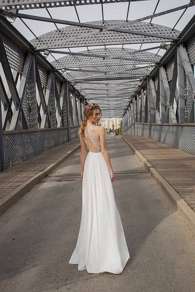olivia2_'Urban Dreams' Limor Rosen Wedding Dresses 2015