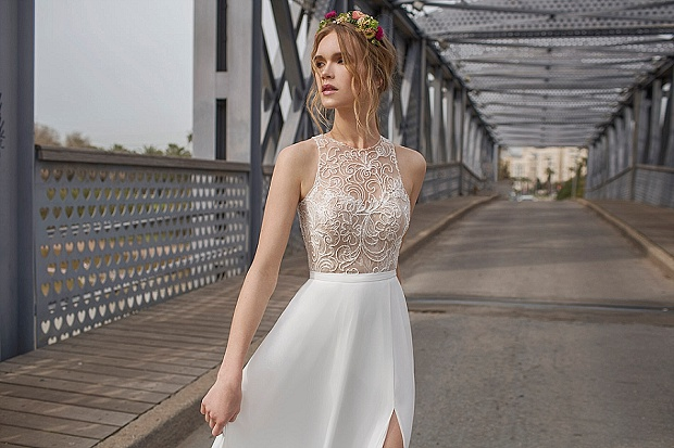 olivia3_'Urban Dreams' Limor Rosen Wedding Dresses 2015