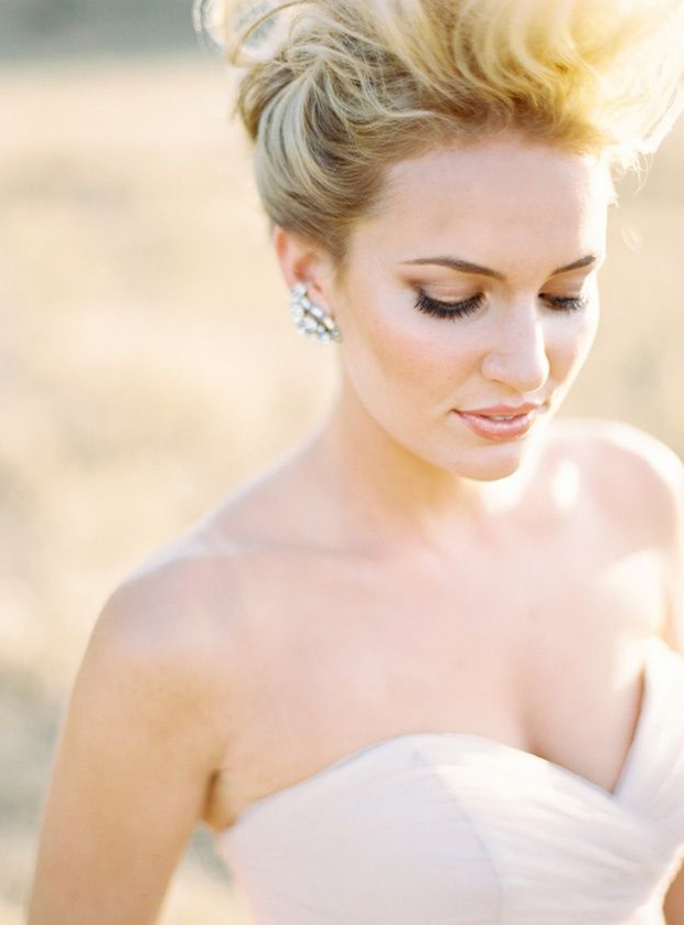 Find a perfectly pretty shade of nude lipstick for your wedding day!