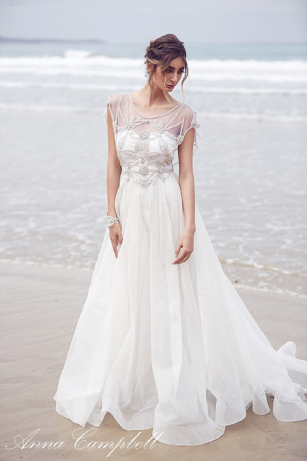 The Exquisite Spirit 2016 Wedding Dress Collection By Anna Campbell