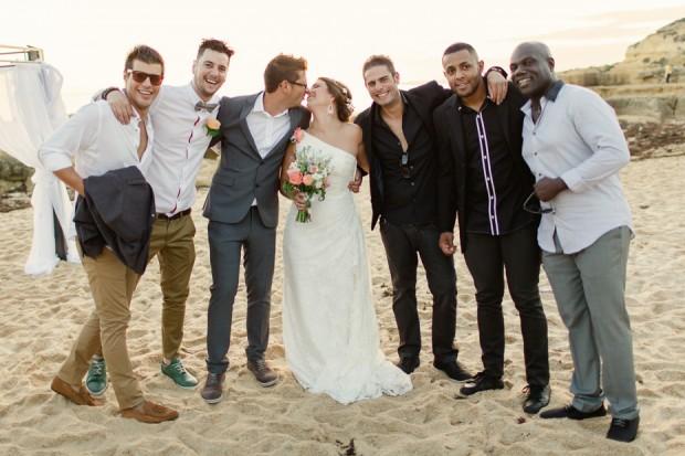 Beach Wedding Algarve, Matt+Lena Photography-71