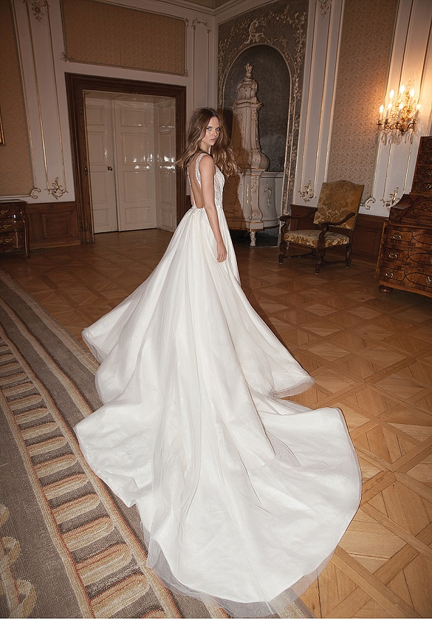 The Unique & Exquisite Berta Bridal Wedding Gown Collection: Fall 2015
