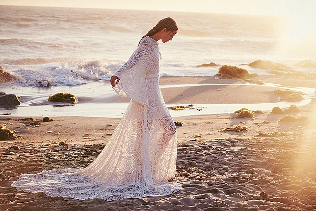 Free Spirited Brides This Way!! Free People Launches Bridal Collection FP Ever After!! (1)