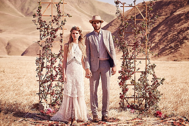 Free Spirited Brides This Way!! Free People Launches Bridal Collection FP Ever After!! (2)