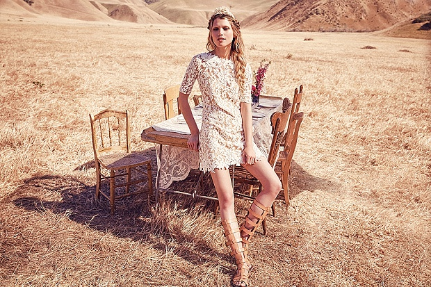 Free Spirited Brides This Way!! Free People Launches Bridal Collection FP Ever After!! (3)