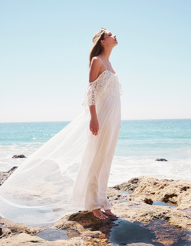 Free Spirited Brides This Way!! Free People Launches Bridal Collection FP Ever After!! (4)
