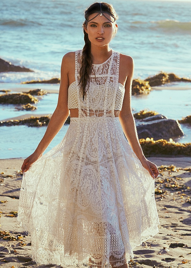 Free Spirited Brides This Way!! Free People Launches Bridal Collection FP Ever After!! (6)