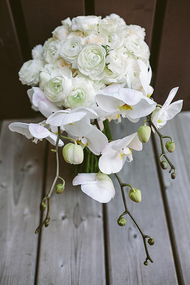 Beautiful Muskoka Lake & Forest Wedding: Jaime & Tim