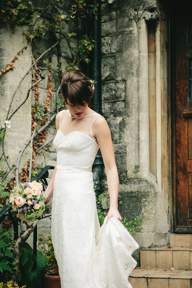 A Whimsical & Lovely, Laid Back London Wedding: Chris & Thea