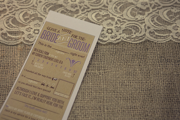 Lace, Burlap & Hessian Wedding With Original 50s Wedding Dress Alon & Jodie (78)