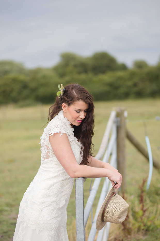 Rustic Elegance: Styled Wedding Inspiration With a Hint of Western