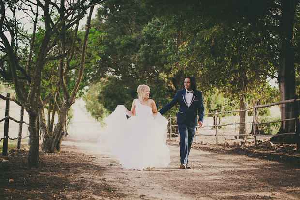 Sea-foam & Mint Green 'Forest' Themed Wedding: Brett & Sam
