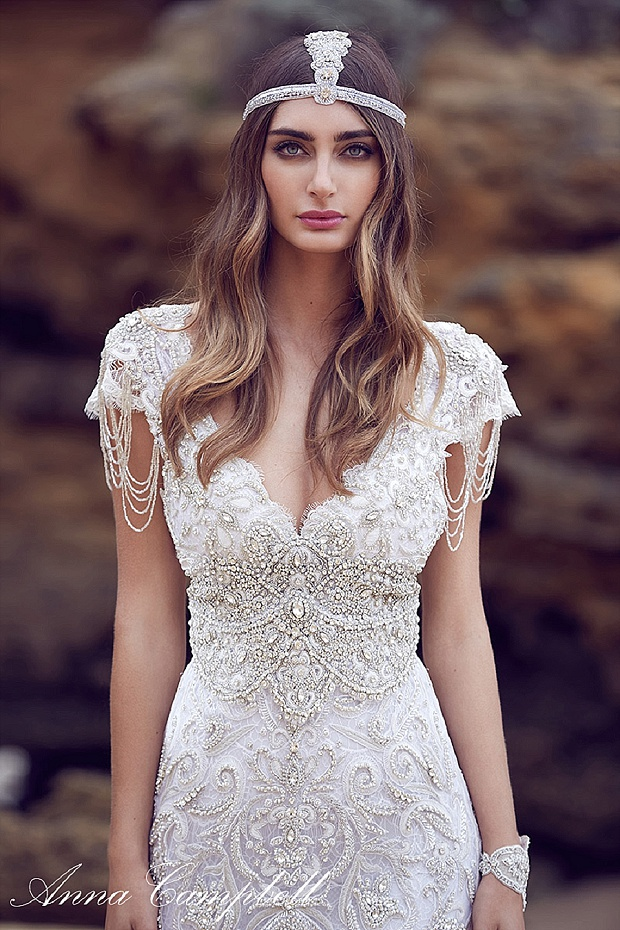 Anna Campbell Wedding Dress Collection