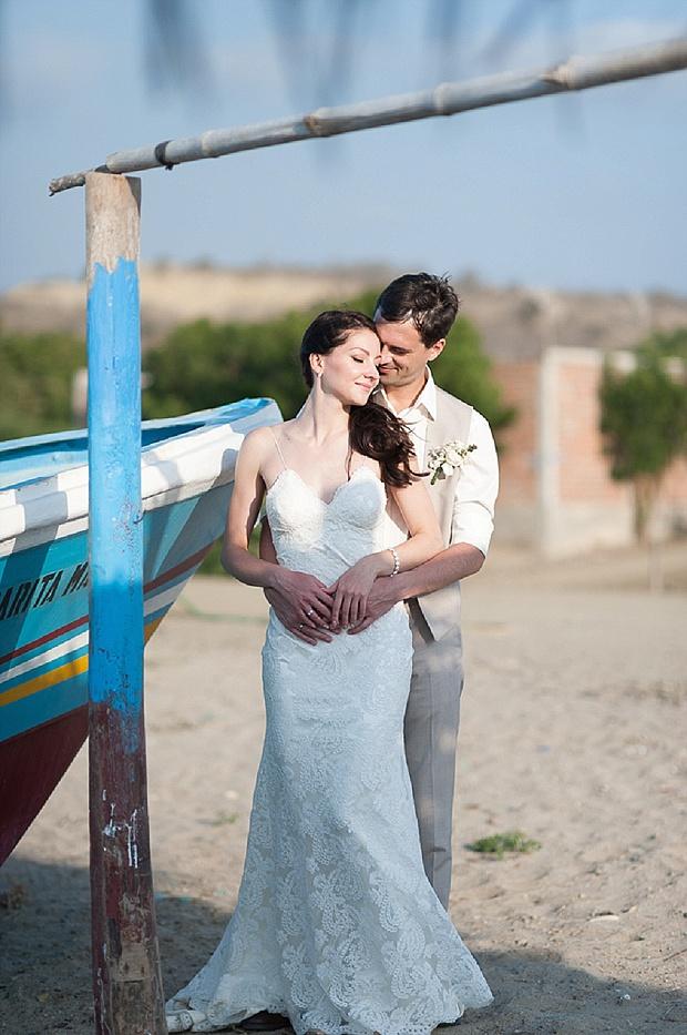 Luxury Destination Weddings in Ecuador & The Galapagos Islands: Terrasenses & Etica Events