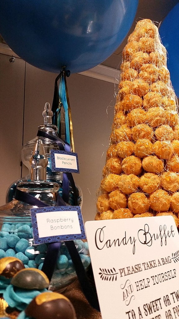 The Mighty Croquembouche! Wedding Cake Review of She Bakes_0004
