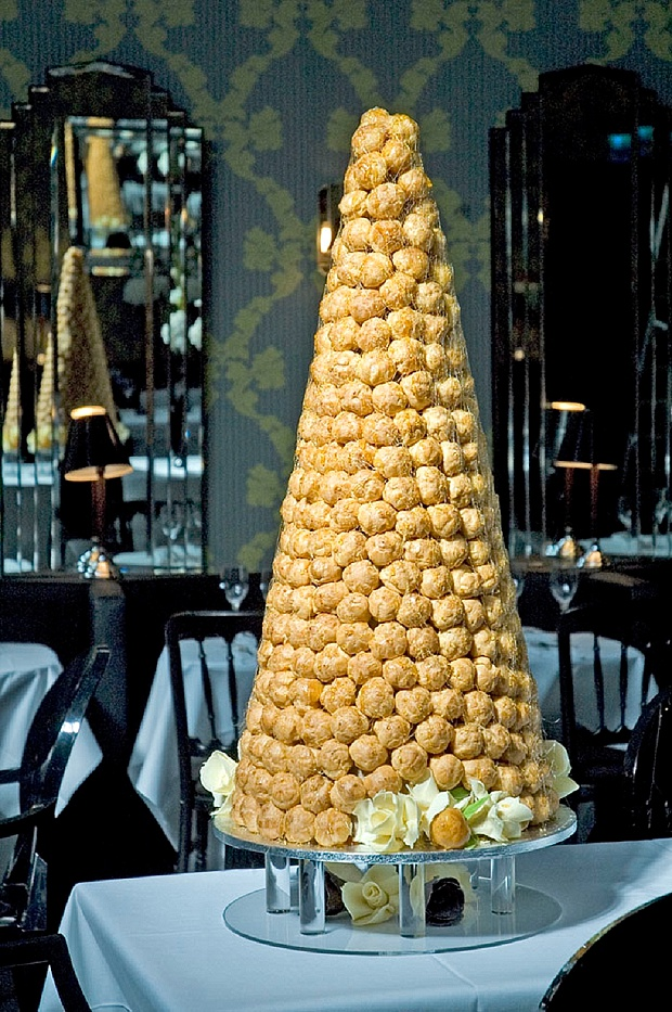 The Mighty Croquembouche Wedding Cake Review She Bakes