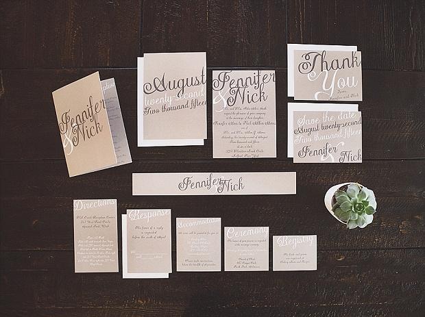 Truly Custom Wedding Invitations & Stationery by Basic Invites