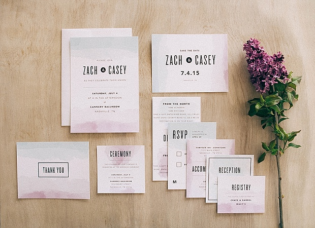Truly Custom Wedding Invitations & Stationery by Basic Invite