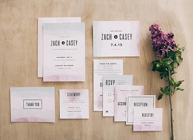 Truly Custom Wedding Invitations & Stationery by Basic Invite