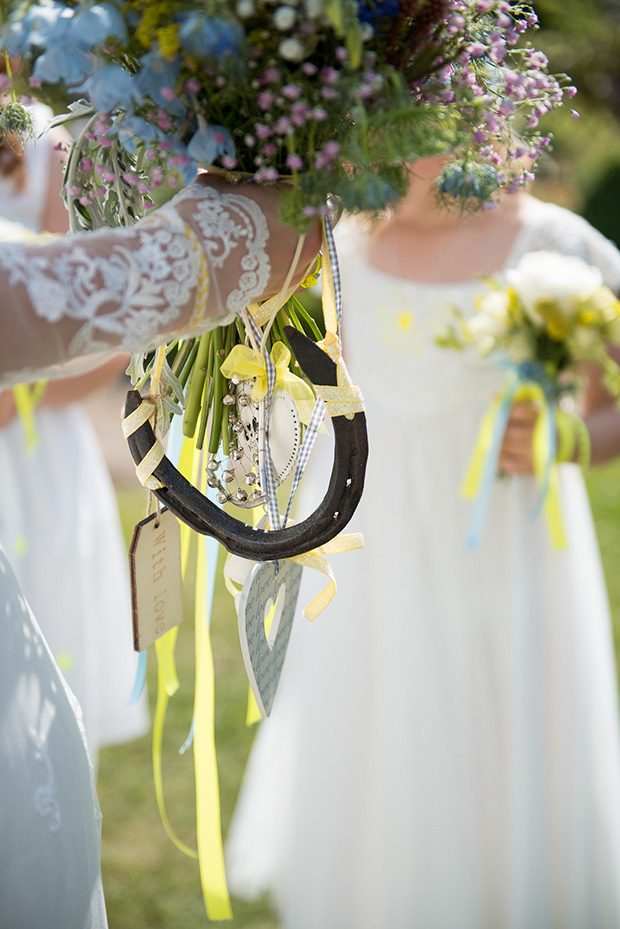A Chic & Pretty Wedding With Neon Yellow & Chartreuse Accents: Natasha & Andrew