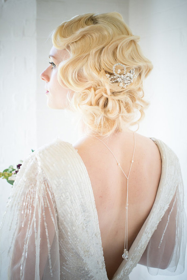Bridal Back Necklace 2