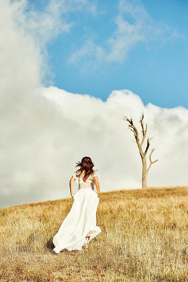 Daringly Romantic Wedding Dresses: Grace Loves Lace 'Untamed Romance'