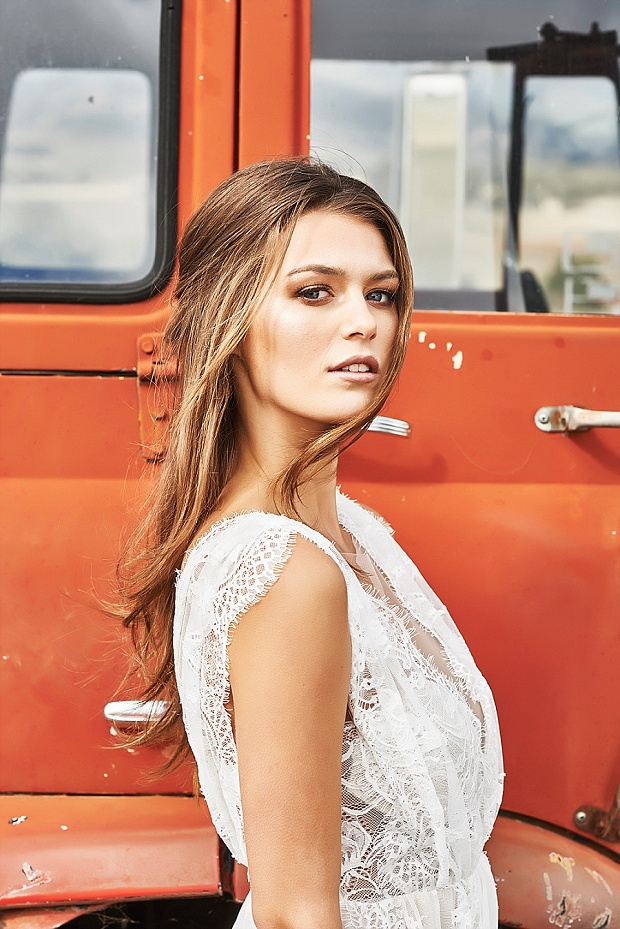 Daringly Romantic Wedding Dresses: Grace Loves Lace 'Untamed Romance'