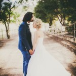 Sea-foam & Mint Green 'Forest' Themed Wedding: Brett & Sam