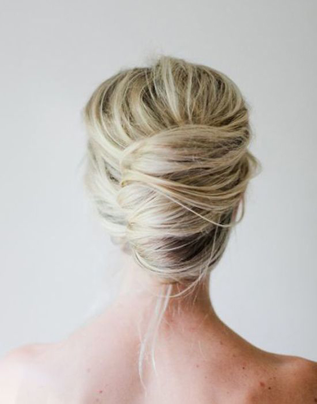 Astounding Messy Hair Don39T Care 16 Messy Bridal Hairstyles That Just Don39T Short Hairstyles Gunalazisus