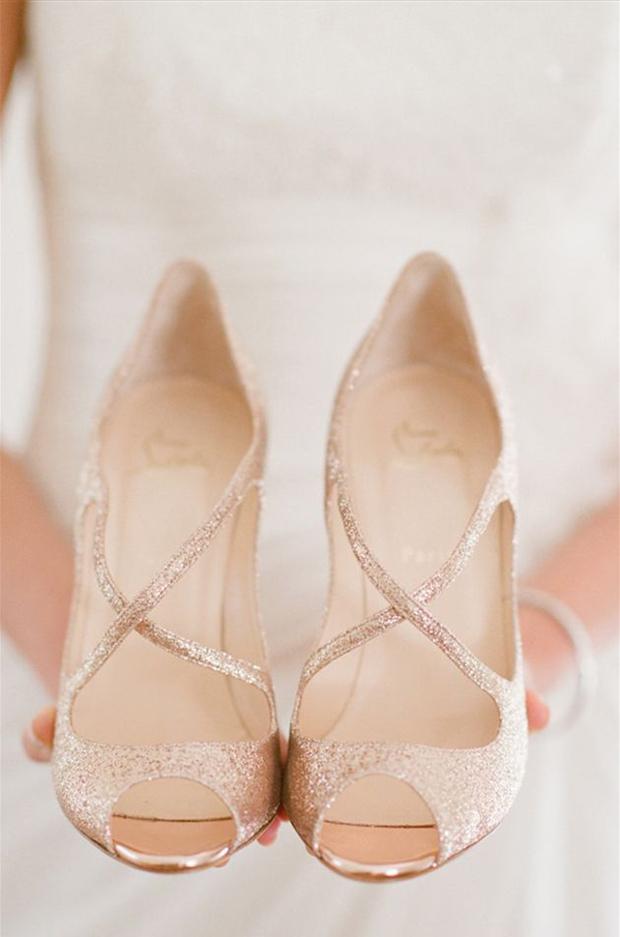 Orange, Gold & Peach Wedding Inspiration: Colour Ideas